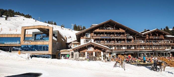 Alpenwelt Hotel Winter