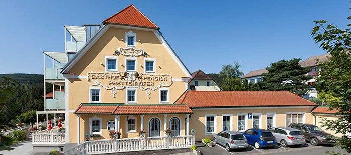 Joglland Hotel Prettenhofer