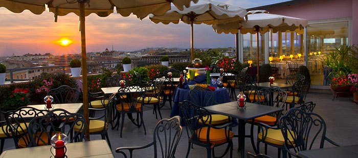 Marcella Royal Hotel Roma Rom Italien We Are Travel