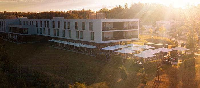 Hellenstein Hotel Garten
