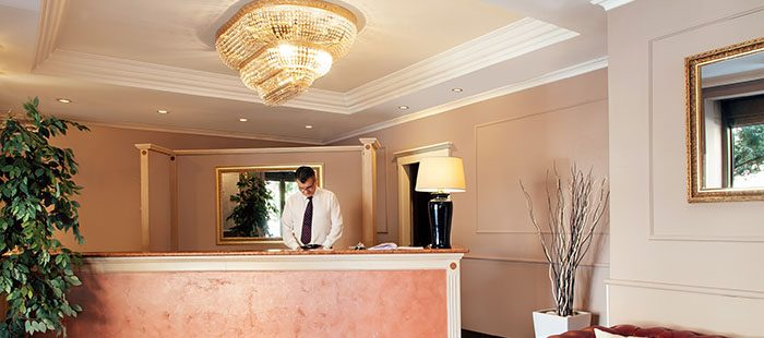 Hotel Club House Roma, Rom, Italien   we-are.travel