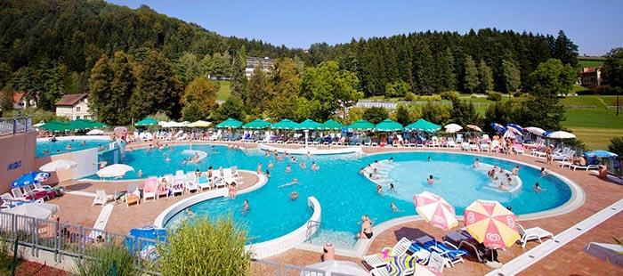 Terme Topolšica - Hotel Vesna