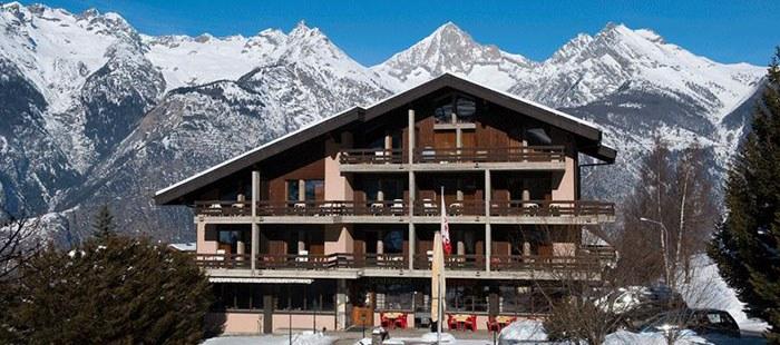 Walliserhof Hotel Winter