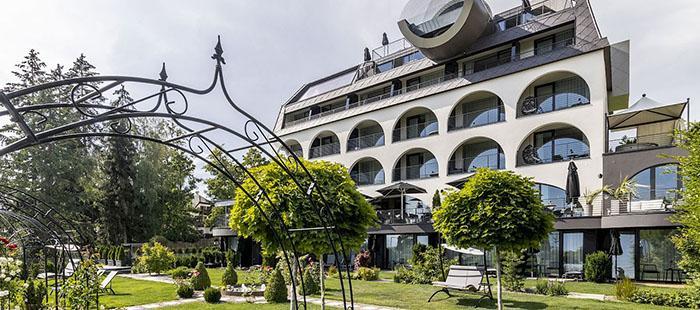 Gloriette Hotel Garten