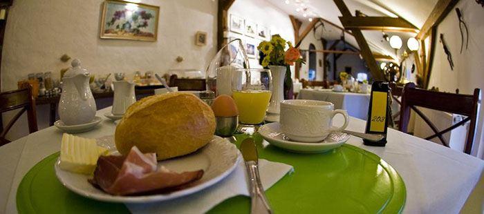 Heine Restaurant Fruehstueck