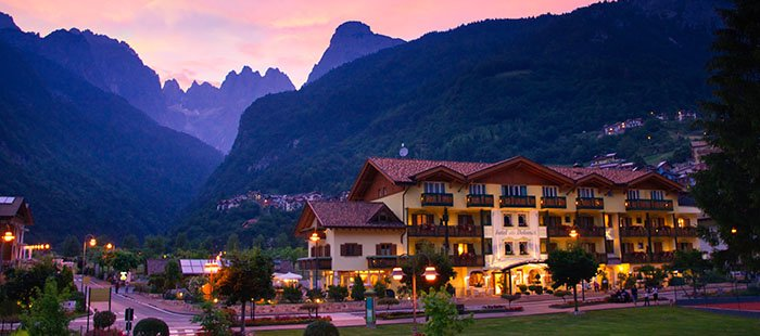 Boutique Lake Hotel Alle Dolomiti