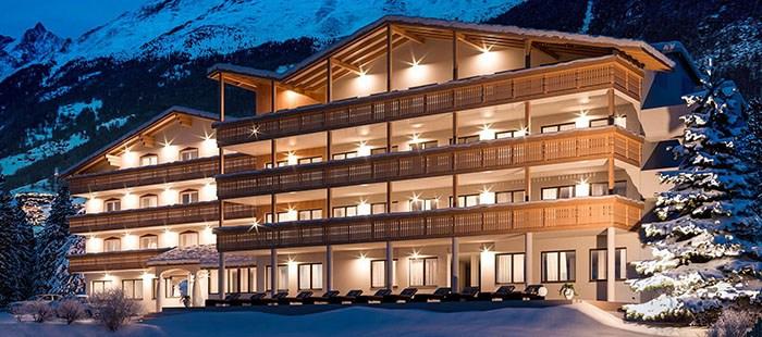 Adlernest Hotel Winter