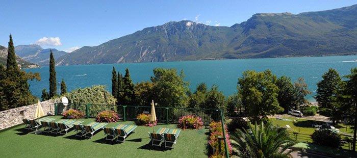 Hotel Limone Limone Sul Garda Bs Italien