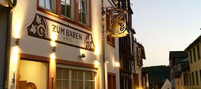 Zumbaer Hotel Abend