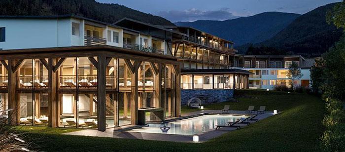 Pustertalerhof Hotel Pool3