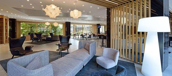 Danubius Lobby