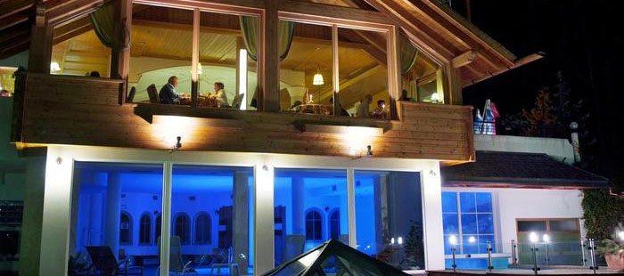 Miramonti Hotel Abend
