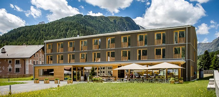 Bever Hotel