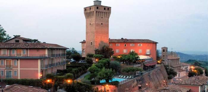 Castello Hotel Abend