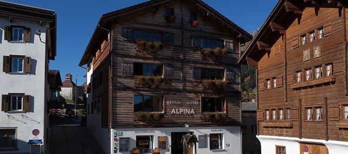 Hotel Alpina Brigels