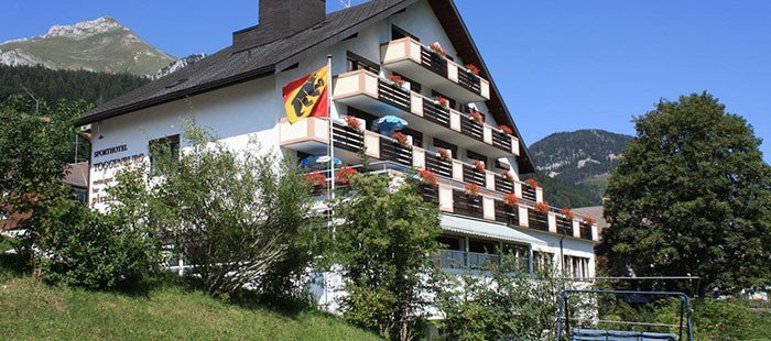 Toggenburg Hotel