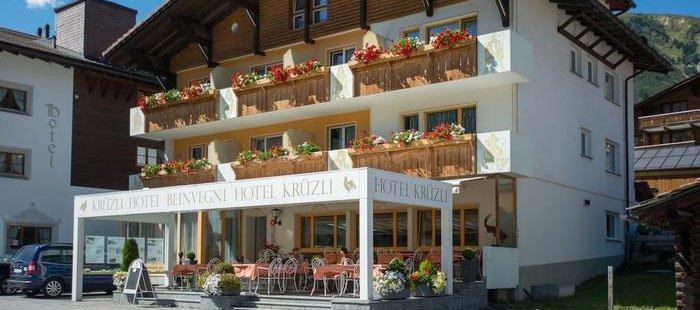 Kruezli Hotel
