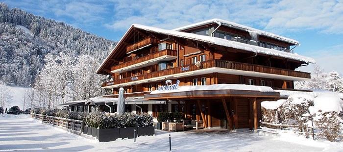 Arcenciel Hotel Winter