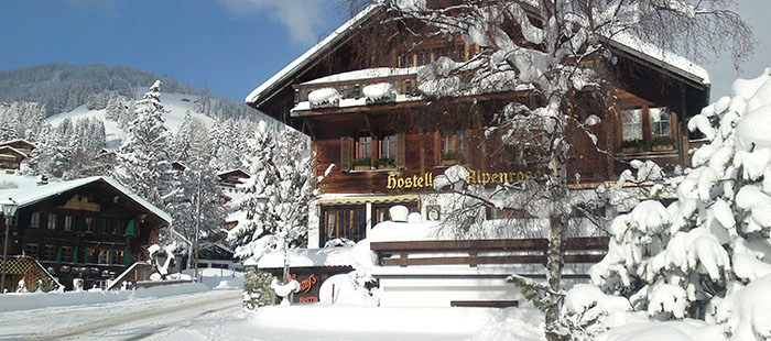 Alpenrose Hotel Winter3