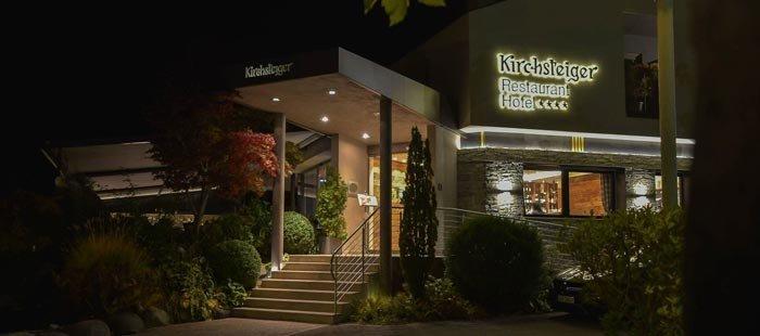 Kirchsteiger Hotel Abend
