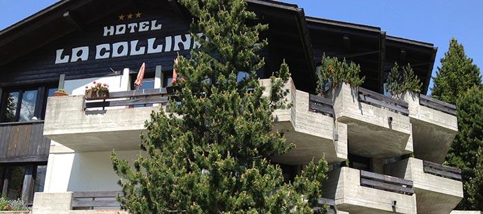 La Collina Hotel