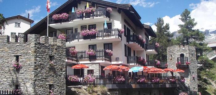 La Gorge Hotel