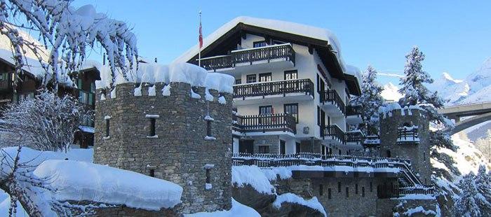 Hotel Apart La Gorge