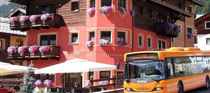 Meeting Hotel Bus