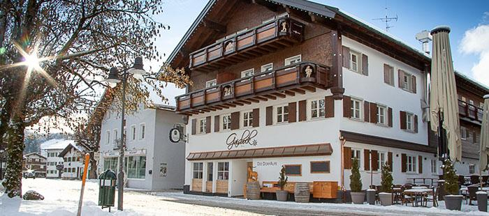 Gaisbock Hotel Winter