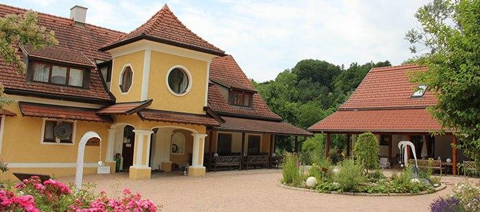 TamanGa, Ruediger Dahlkes Lebensgarten