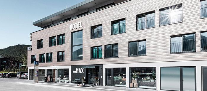Lifestylehotel dasMax