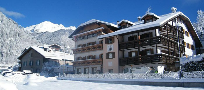 Montanara Hotel Winter2