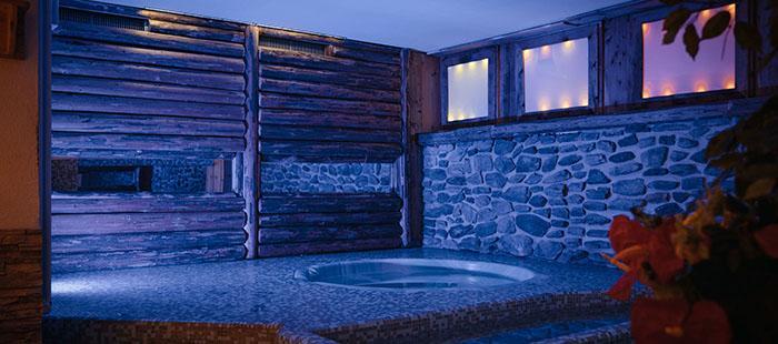 Montanara Wellness Whirlpool