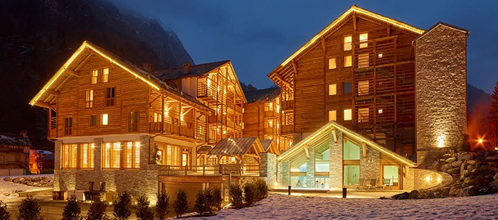 Alagna Hotel Winter2