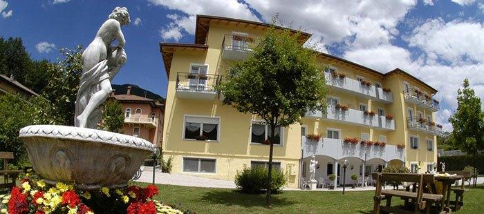 Daniela Hotel Garten