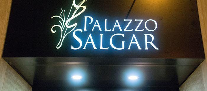 Salgar Hotel Eingang4