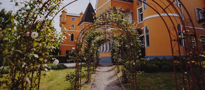 Georgi Hotel Garten