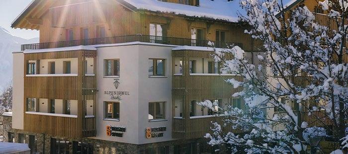 Alpenjuwel Hotel Winter