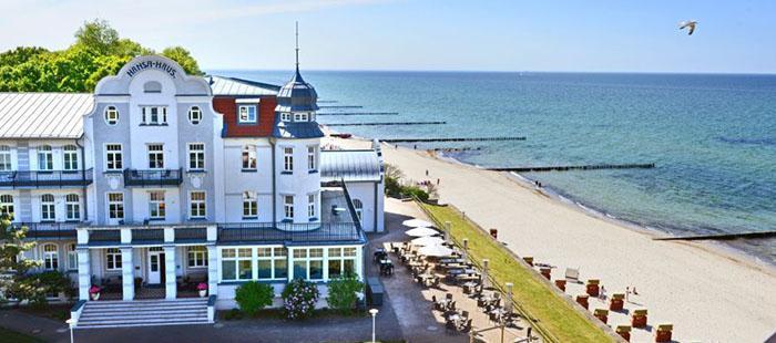 Meergut Hotel Hansahaus