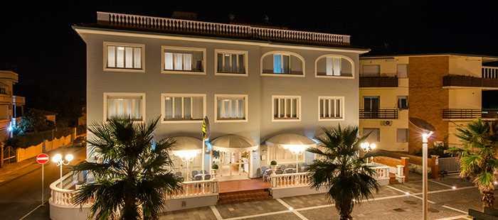 Settebello Hotel Nacht