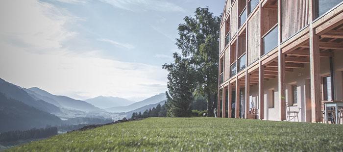 Gailerhof Hotel Ausblick