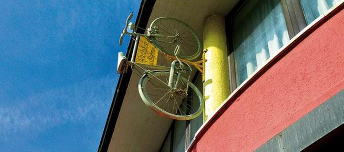 Rotonda Hotel Fahrrad