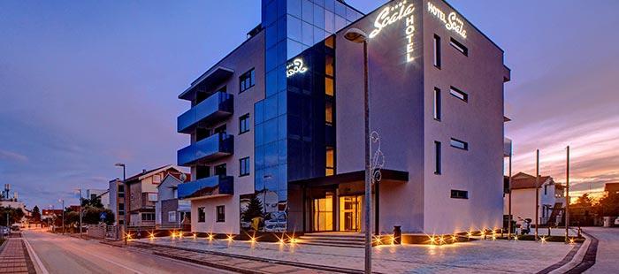 Scala Doro Hotel Abend
