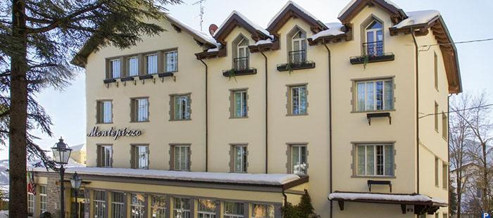 Montepizzo Hotel Winter2