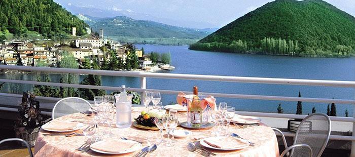 Lago Restaurant Terrasse2