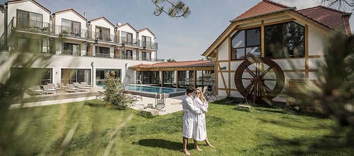 Hotel Jordan´s Untermühle