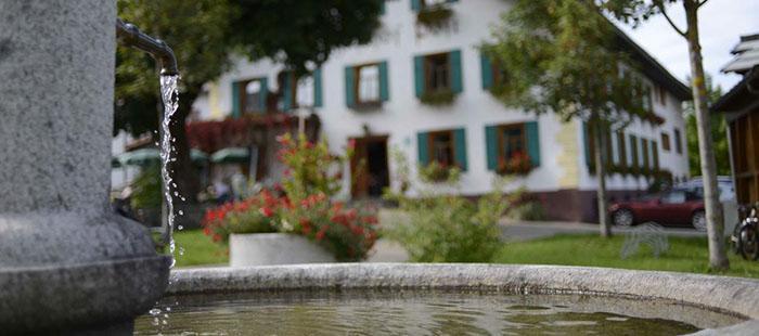 Alpengasthof Hotel Brunnen