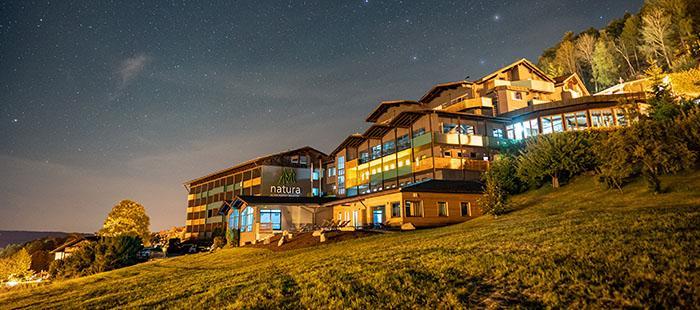 Natura Hotel Abend