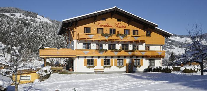 Landhausrustika Hotel Winter2
