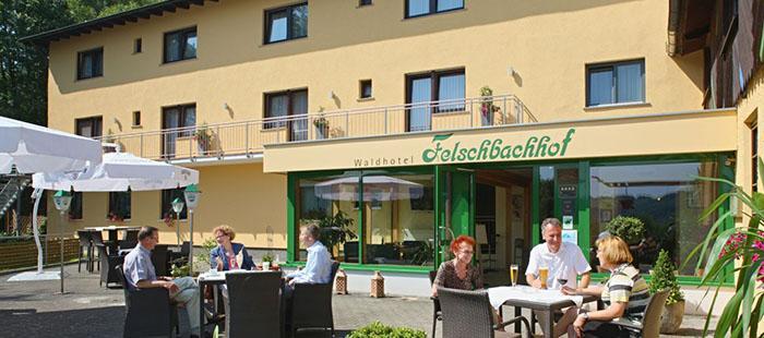 Felschbachhof Terrasse